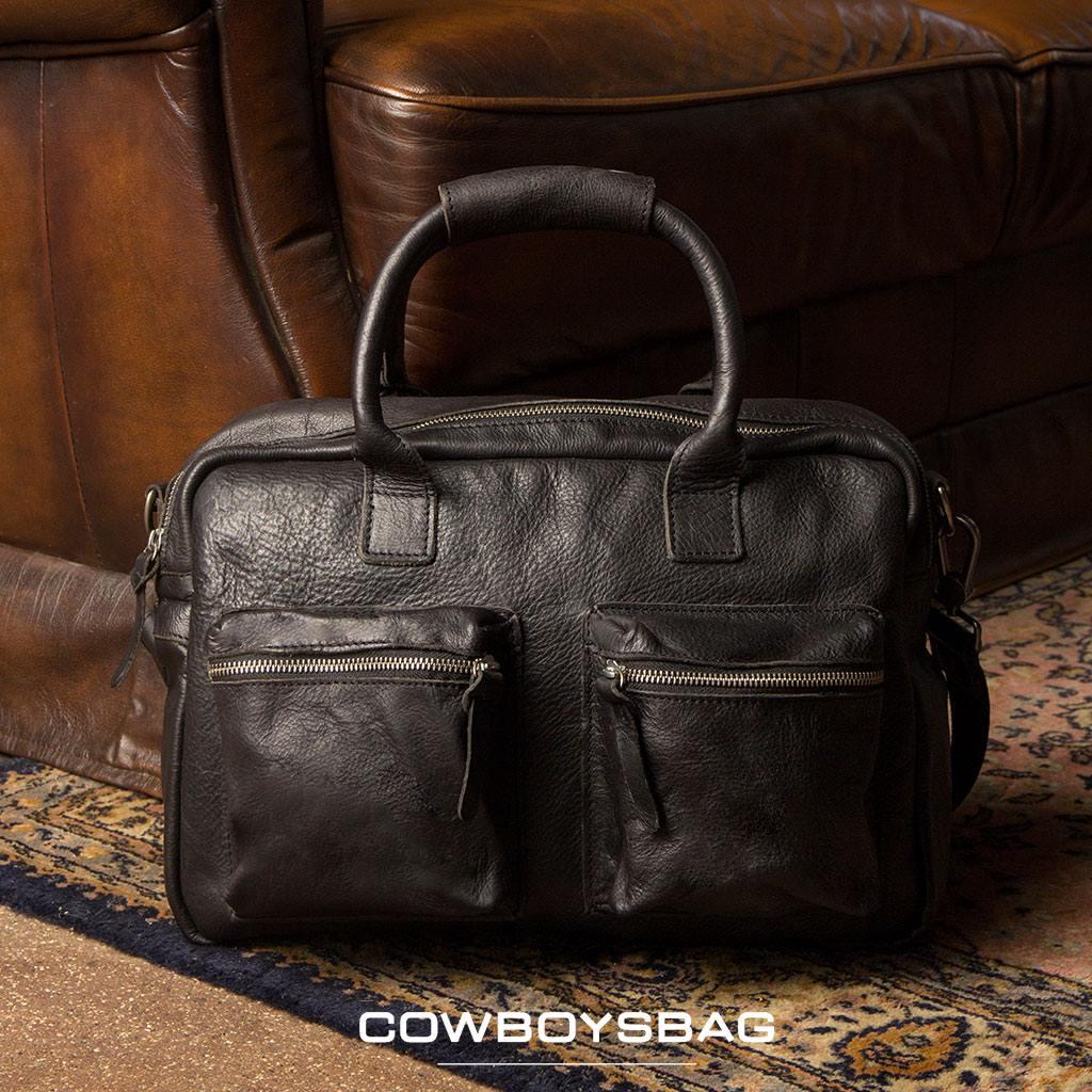 the bag black