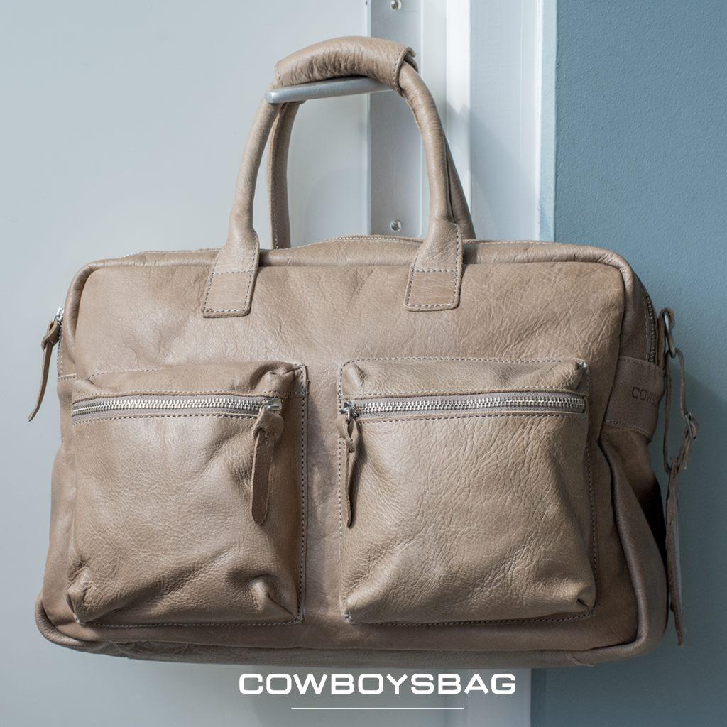 the bag grey