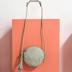 BERGAMO BAG leather off-white 3