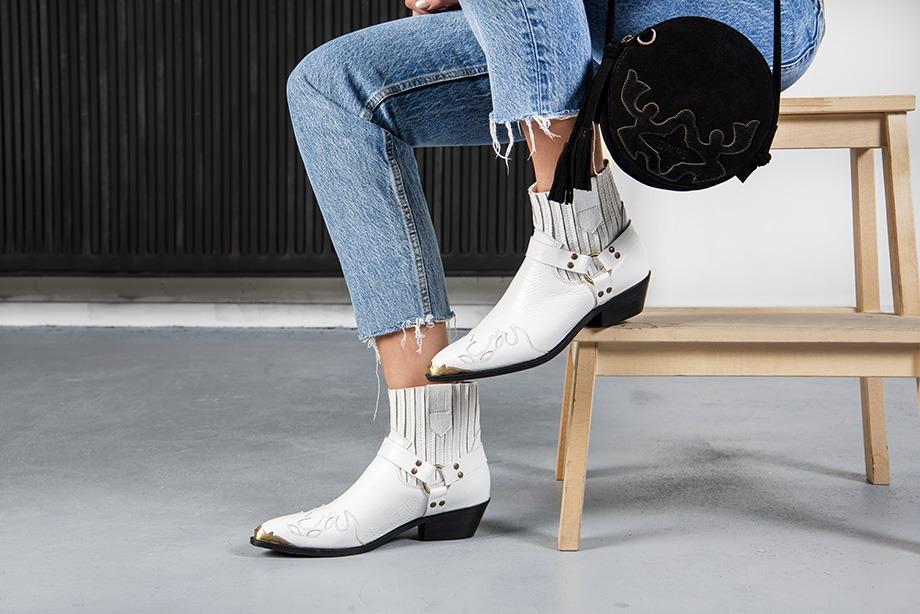 CATANIA Croco 3033-05 Leather Croco White 139,95 (5)