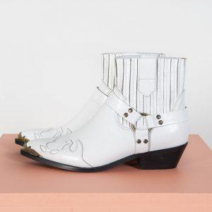 CATANIA Croco 3033-05 Leather Croco White 139,95 (9)